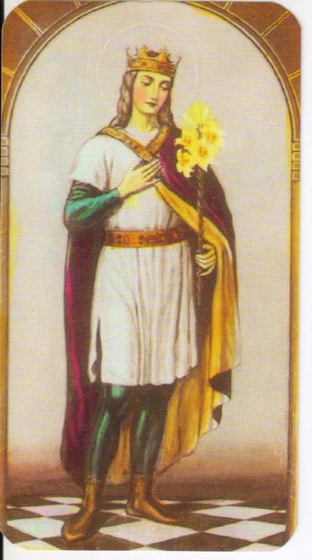 Saint Étienne roi apostolique de Hongrie - comment la Hongrie est devenue un pays chrétien 319-szent-imre-1